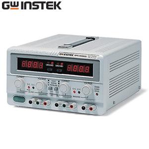 インステック(INSTEK) GPC-6030D 3CHシリーズ直流電源 60V・3A×2/5V(固定)・3A(Max.)×1