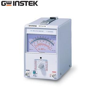 インステック(INSTEK) GVT-417B 1チャンネル 電子電圧計