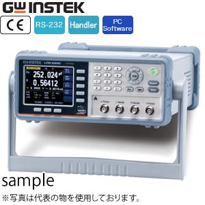インステック(INSTEK) LCR-6100 10Hz~100kHz 4桁表示 LCRメータ
