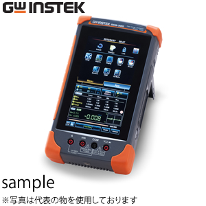 インステック(INSTEK) GDS-320 コンパクトデジタルオシロスコープ&デジタルマルチメータ(200MHz・2ch)