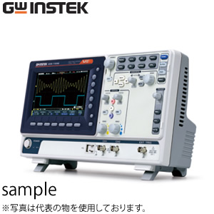 インステック(INSTEK) GDS-1104B 4chデジタルオシロスコープ(100MHz・1GS/s)