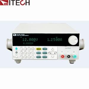 アイテック(ITECH) IT6122B 電圧高速立上直流電源 出力電圧:0~30V/出力電流:0~2A/出力電力:0~96W