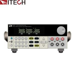 アイテック(ITECH) IT6302 3チャンネル出力直流電源 CH1出力:30V/3A/90W/CH2出力:30V/3A/90W/CH3出力:5V/3A/15W