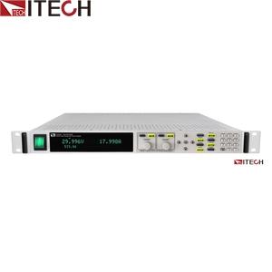 アイテック(ITECH) IT6502D 直流電源 出力電圧:0~80V/出力電流:0~60A/出力電力:0~800W