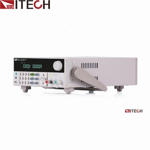 アイテック(ITECH) IT6873A デュアルレンジ直流電源 出力電圧:0~75V/0~32V/出力電流:0~2A/0~4A/出力電力:0~150W/0~128W