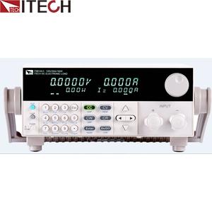 アイテック(ITECH) IT8512A+ 高分解能直流電子負荷 入力電圧:0~150V/入力電流:0~30A/入力電力:0~300W