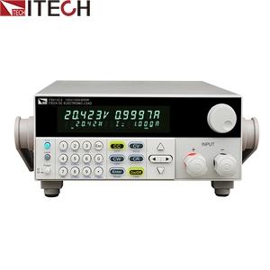 アイテック(ITECH) IT8513C+ 高分解能直流電子負荷 入力電圧:0~120V/入力電流:0~120A/入力電力:0~600W