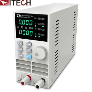 アイテック(ITECH) IT8211 ローコスト直流電子負荷 入力電圧:0~60V/入力電流:0~30A/入力電力:0~150W【在庫有り】【あす楽】