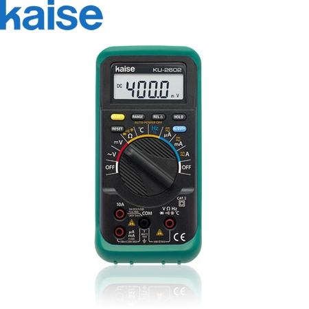 カイセ(Kaise) KU-2600 デジタルサーキットテスター