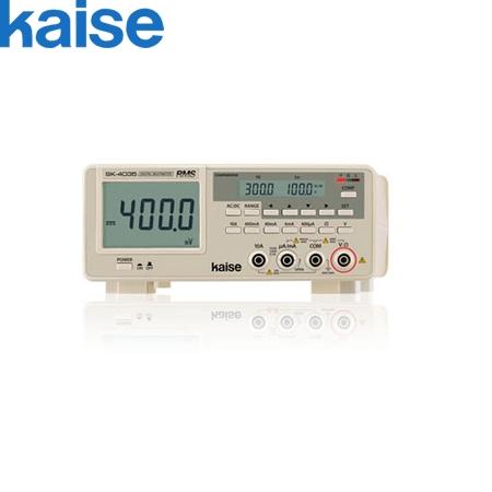 カイセ(Kaise) SK-4033 ベンチトップ型 デジタルマルチメーター