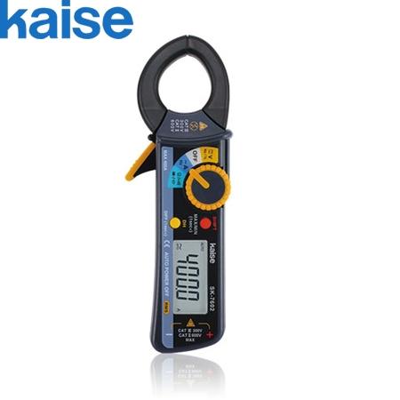 カイセ(Kaise) SK-7602 交流専用 クランプメーター 真の実行値型