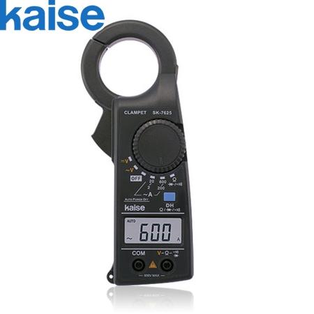 カイセ(Kaise) SK-7615 交流専用 クランプメーター 最大φ26mm