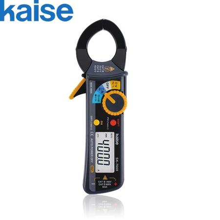 カイセ(Kaise) SK-7661 直流/交流両用 クランプメーター