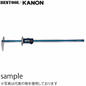 カノン(中村製作所) E-RM60B デジタル丸穴ピッチノギス