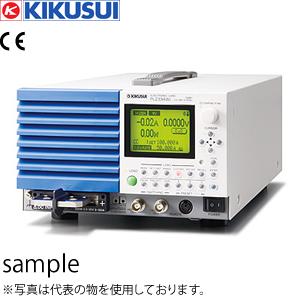 菊水電子工業 PLZ334WL 低電圧・高速大電流電子負荷装置 0.3V~30V/330W/100A