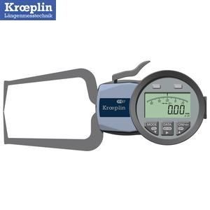クロップリン(kroeplin) C220S デジタルオディテスト(外形測定用) 測定範囲:0-20mm