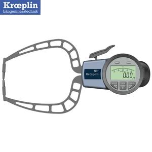 高い素材 ドイツ クレップリン社 キャリパゲージ 安心の定価販売 クロップリン kroeplin 外形測定用 C330 デジタルオディテスト 測定範囲:0-30mm
