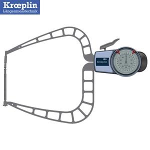 クロップリン(kroeplin) D450F アナログオディテスト(外形測定用) 測定範囲:0-50mm