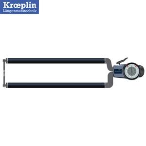 クロップリン(kroeplin) D8100 アナログオディテスト(外形測定用) 測定範囲:0-100mm