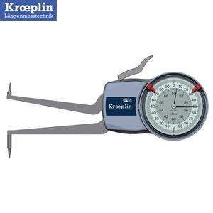 クロップリン(kroeplin) H250 アナログクイックテスト(内径測定用) 測定範囲:50-70mm