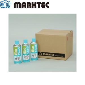 マークテック ED-ST/450cc×12本入 エコチェック洗浄液/除去液 一般 450型エアゾール(450cc)