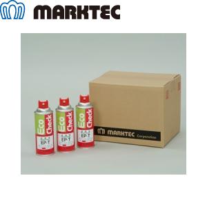 マークテック EP-T(J)/450cc×12本入 エコチェック染色浸透液 低ハロゲン・低イオウ 450型エアゾール(450cc)