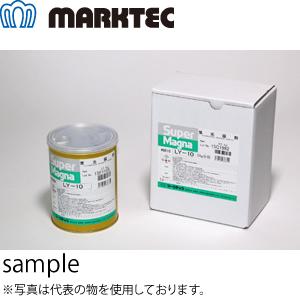 マークテック LY-10/500g スーパーマグナ蛍光磁粉 蛍光(水分散) 500g
