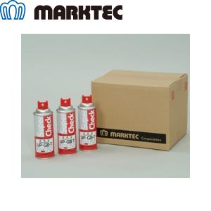 マークテック UP-GIII・T(J)/450cc×12本入 スーパーチェック染色浸透液 低ハロゲン・低イオウ 450型エアゾール(450cc)