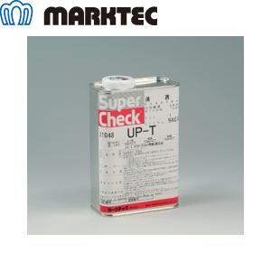 マークテック UP-T(J)/1L スーパーチェック染色浸透液 低ハロゲン・低イオウ 1L缶