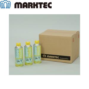 マークテック UR-T/450cc×12本入 スーパーチェック洗浄液/除去液 低ハロゲン・低イオウ 450型エアゾール(450cc)