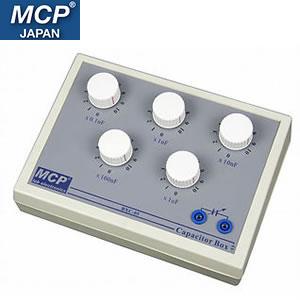 MCP ダイヤル式可変コンデンサ 0.1nF~ 10uF BXC-05