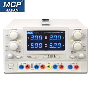 MCP 直流安定化電源 M10-QP303 4チャンネルUSB出力