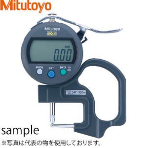 ミツトヨ(Mitutoyo) 547-360 デジマチックシックネスゲージ パイプゲージ 目量:0.01mm/測定範囲:0~10mm