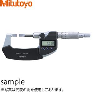 ミツトヨ(Mitutoyo) BLM-200(122-108) アナログ直進式ブレードマイクロメータ Aタイプ 測定範囲:175~200mm