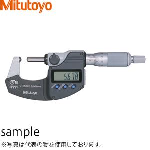 ミツトヨ(Mitutoyo) BMD-50MX(395-272-30) デジマチック両球面マイクロメータ 測定範囲:25~50mm