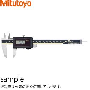 ミツトヨ(Mitutoyo) CD-S20CT(500-455) ABSデジマチックキャリパ ソーラ式デジタルノギス 測定範囲:0~200mm