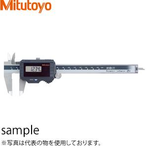 ミツトヨ(Mitutoyo) CD67-S15PM(500-776) スーパキャリパ ソーラ式デジタルノギス 測定範囲:0~150mm