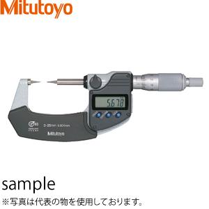 ミツトヨ(Mitutoyo) CPM15-100MX(342-254-30) デジマチックポイントマイクロメータ 超硬合金チップ付 測定範囲:75~100mm