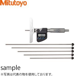 ミツトヨ(Mitutoyo) DMC100-150MX(329-250-30) デジマチック替ロッド形デプスマイクロメータ 測定範囲:0~150mm