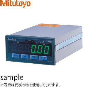 ミツトヨ(Mitutoyo) EG-101D(542-016) リニヤゲージ カウンタ(パネルマウント・単機能) EGカウンタ 適合ゲージヘッド:LGD, LGS, ID