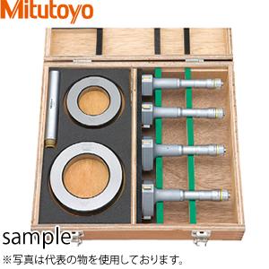 ミツトヨ(Mitutoyo) HT-100RST(368-914) ホールテスト(三点式内側マイクロメーター) セット 測定範囲:50~100mm