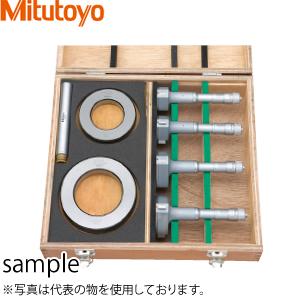 ミツトヨ(Mitutoyo) HT2-100RST(368-993) II形ホールテスト(三点式内側マイクロメーター) セット 測定範囲:50~100mm
