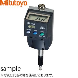 ミツトヨ(Mitutoyo) ID-B105(543-585) ABSクーラントプルーフデジマチックインジケータ バックプランジャー形 平裏ぶた 測定範囲:5.0mm