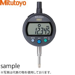 ミツトヨ(Mitutoyo) ID-C1012CX(543-404) ABSデジマチックインジケータ 耳金付裏ぶた 最小表示量0.01mm 測定範囲:12.7mm