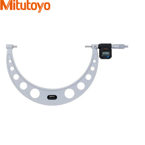 ミツトヨ(Mitutoyo) MDC-325MB(293-582) デジマチック標準外側マイクロメータ 測定範囲:300~325mm