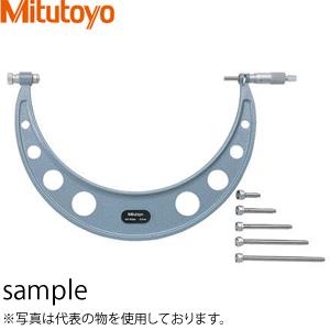 ミツトヨ(Mitutoyo) OMC-1000(104-148) アナログ替アンビル式外側マイクロメータ 測定範囲:900~1000mm