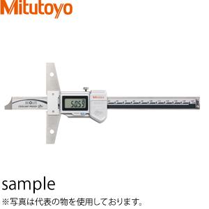 ミツトヨ(Mitutoyo) VDS-30PMX(571-253-10) ABSデジマチックデプスゲージ クーラントプルーフタイプ測定範囲:300mm