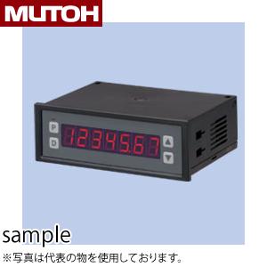 ムトーエンジニアリング 激安価格と即納で通信販売 KPS-P パラレル出力デジタルカウンタ ±7桁 測長:±9999999 1着でも送料無料 角度:±360.00.00°