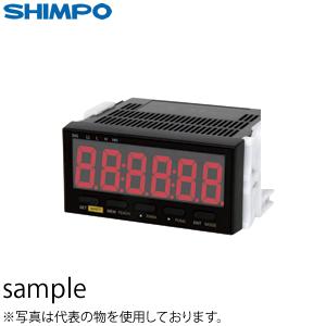 日本電産シンポ DT-501XA パネル型デジタル回転速度計