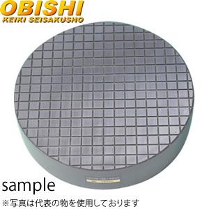 大菱計器 BF102 精密丸形定盤 溝入ラップ仕上げ